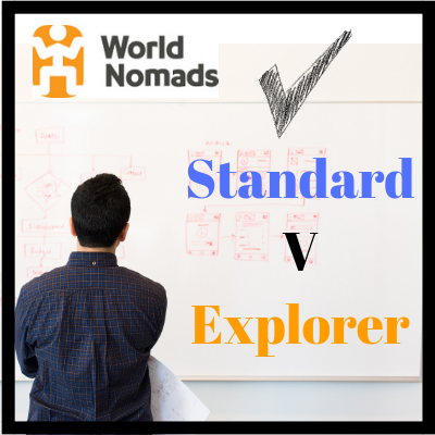 Standard VS Explorer - World Nomads